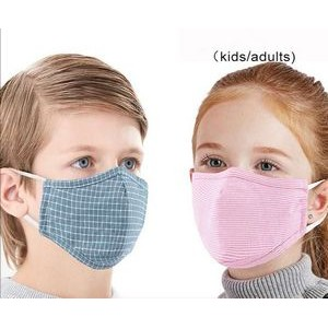 3ply Antimicrobial Cotton Mask For Children
