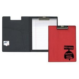 Deluxe Senior Clipboard w/ Standard Vinyl Colors