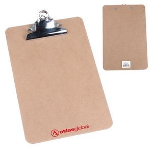 Mini Wooden Clipboard