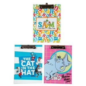 Dr. Seuss Character Clipboards (Case of 8)