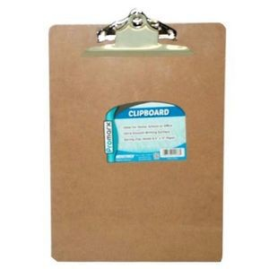 Promarx Clipboard 12.50 x 9 - 12 Count (Case of 12)
